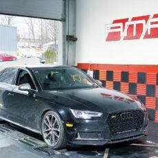 Audi B9 S4 ECU Tune
