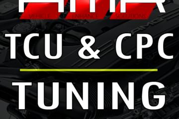 Mercedes TCU CPC Tuning