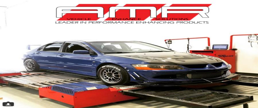 2003 Mitsubishi EVO 8 – AMR Performance Reviews