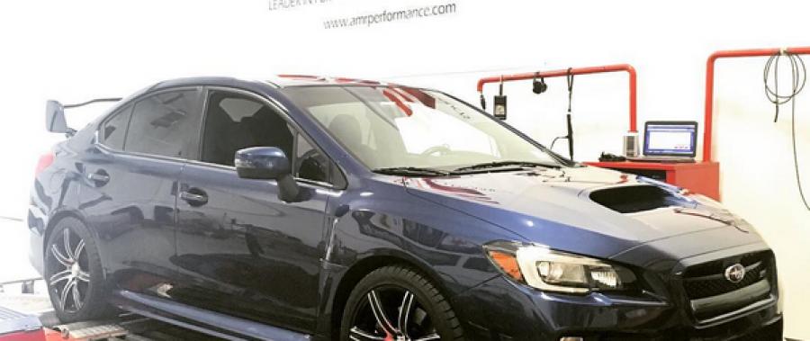 Tuning: 2015 Subaru STi – AMR Performance Reviews