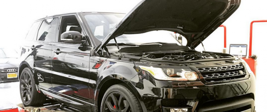 Tuning: Range Rover Sport – AMR Performance Reviews