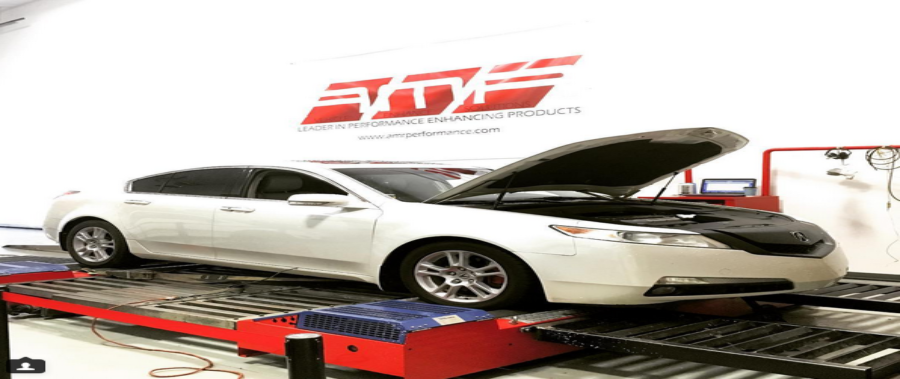 Tuning: 2009 Acura TL – AMR Performance Reviews