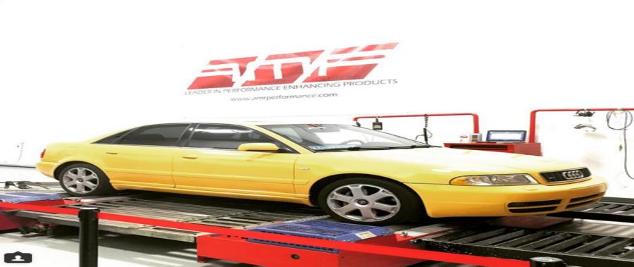 Tuning: 2001 Audi S4 (B5) 2.7L BiTurbo – AMR Performance Reviews