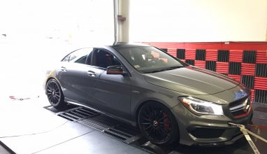 AMR Performance Reviews – Chris's Mercedes-Benz CLA45 AMG