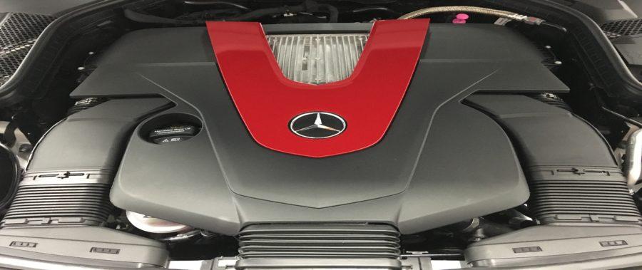 Mercedes-Benz C400 / C450 / C43 ECU Removal Guide