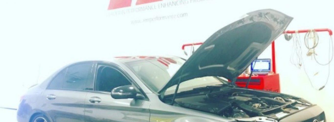 AMR Performance Reviews – Matthew's Mercedes-Benz C43 AMG