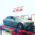 AMR Performance tuned Mercedes-Benz E43 AMG makes +100hp!