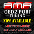 OBD2 Tuning now available for Mercedes-Benz BiTurbo vehicles!